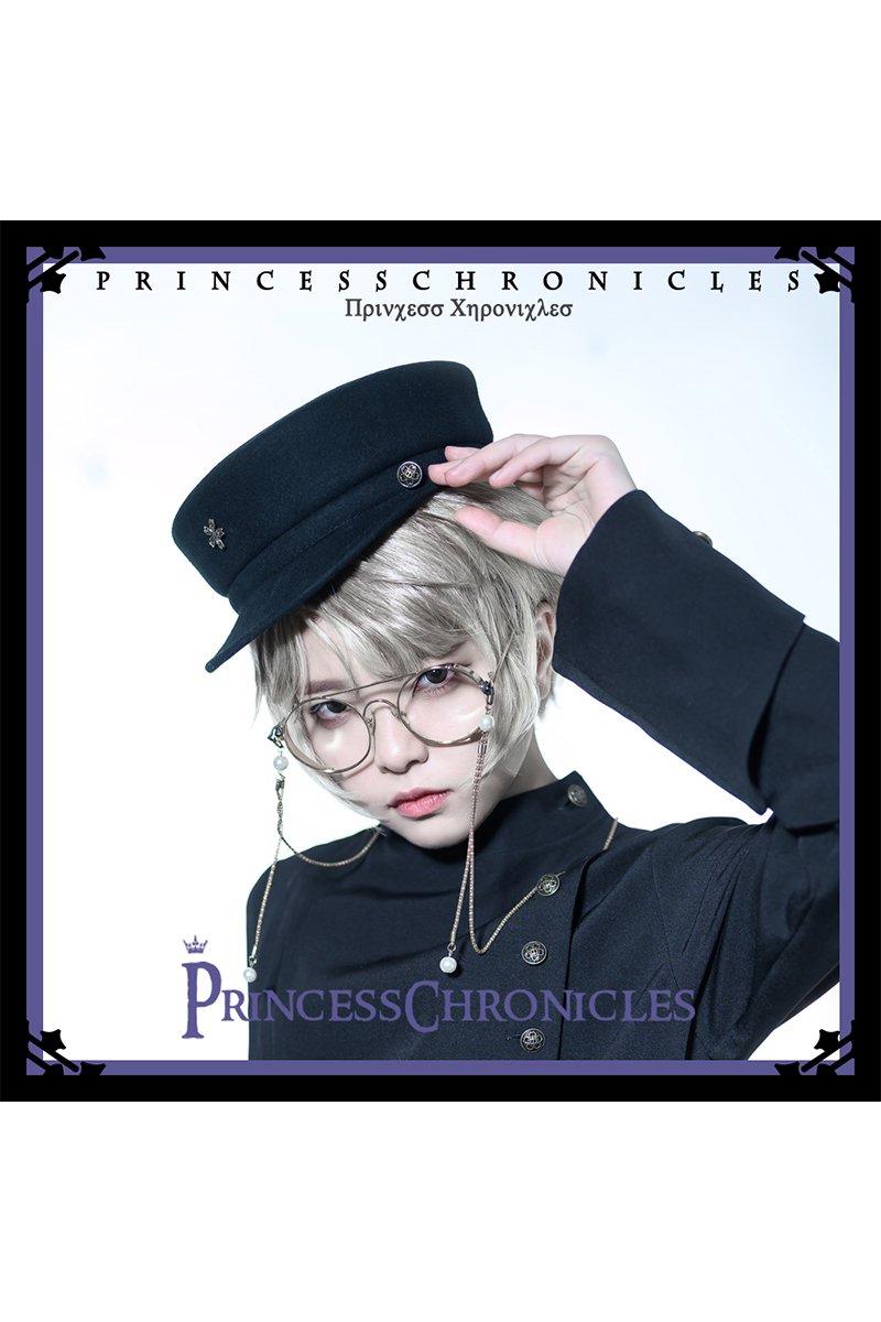 【即納】如我西沈 帽子【Princess Chronicles】