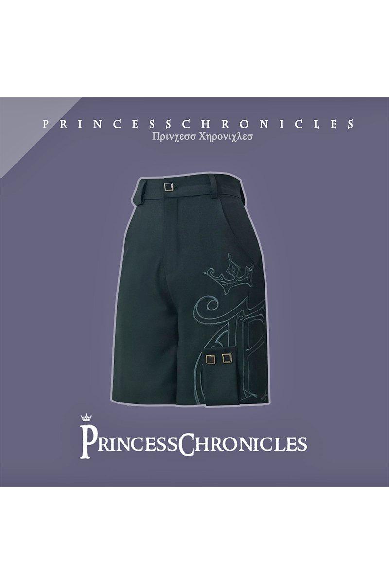 【即納】如我西沈 ハーフパンツ【Princess Chronicles】
