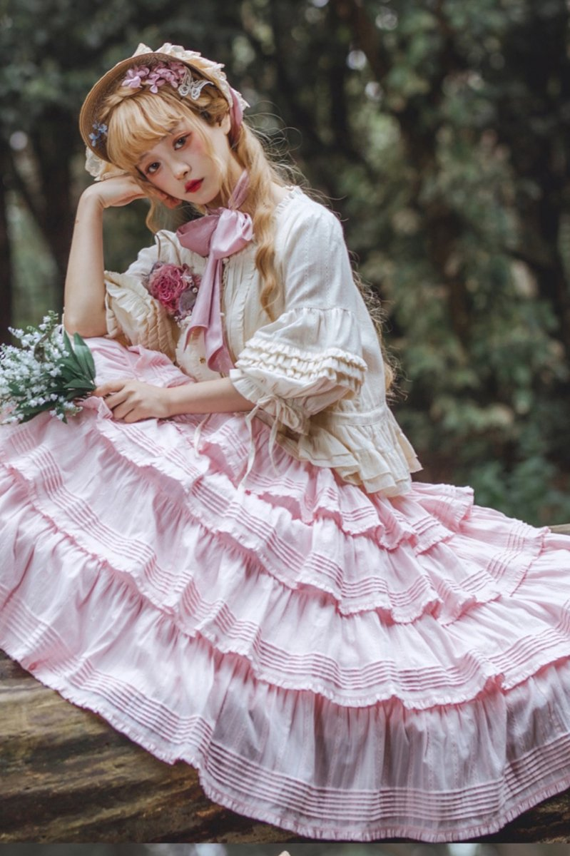 【取り寄せ】ハイジの森 スカート【BOGUTA】