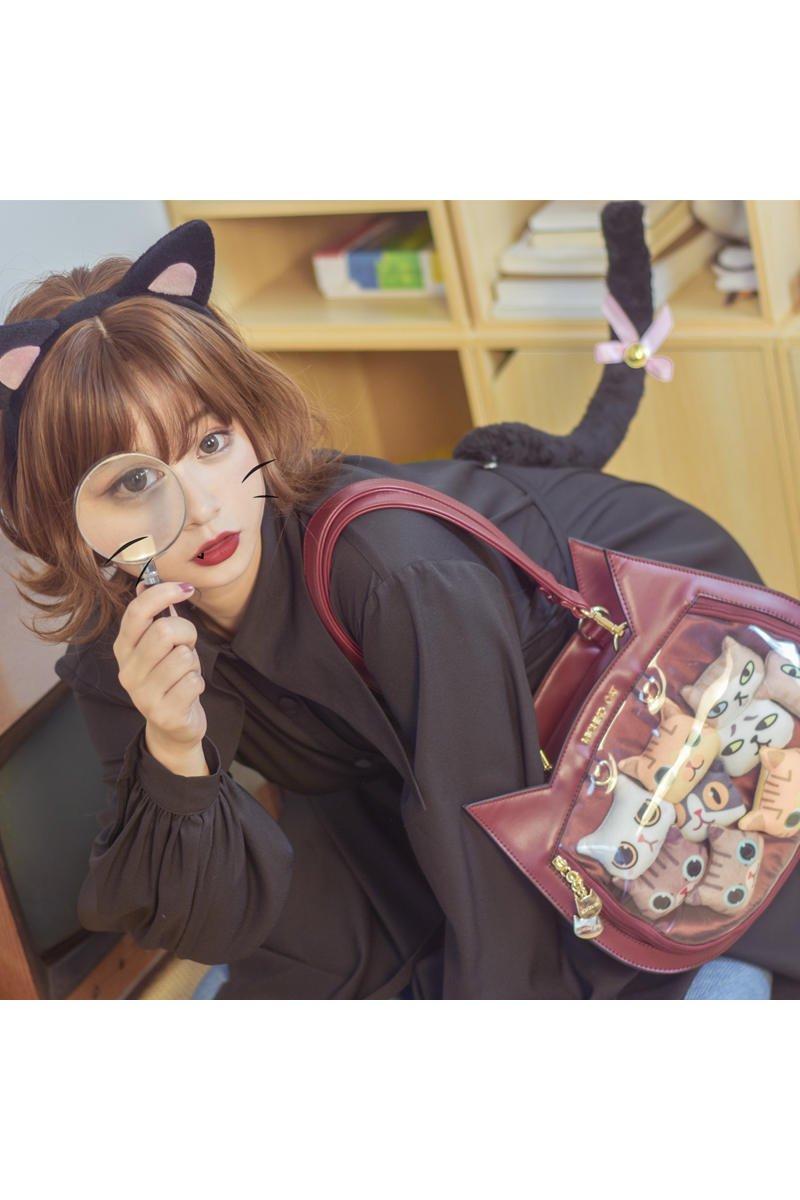 【取り寄せ】CAT 痛バッグ【Michiko Cat】