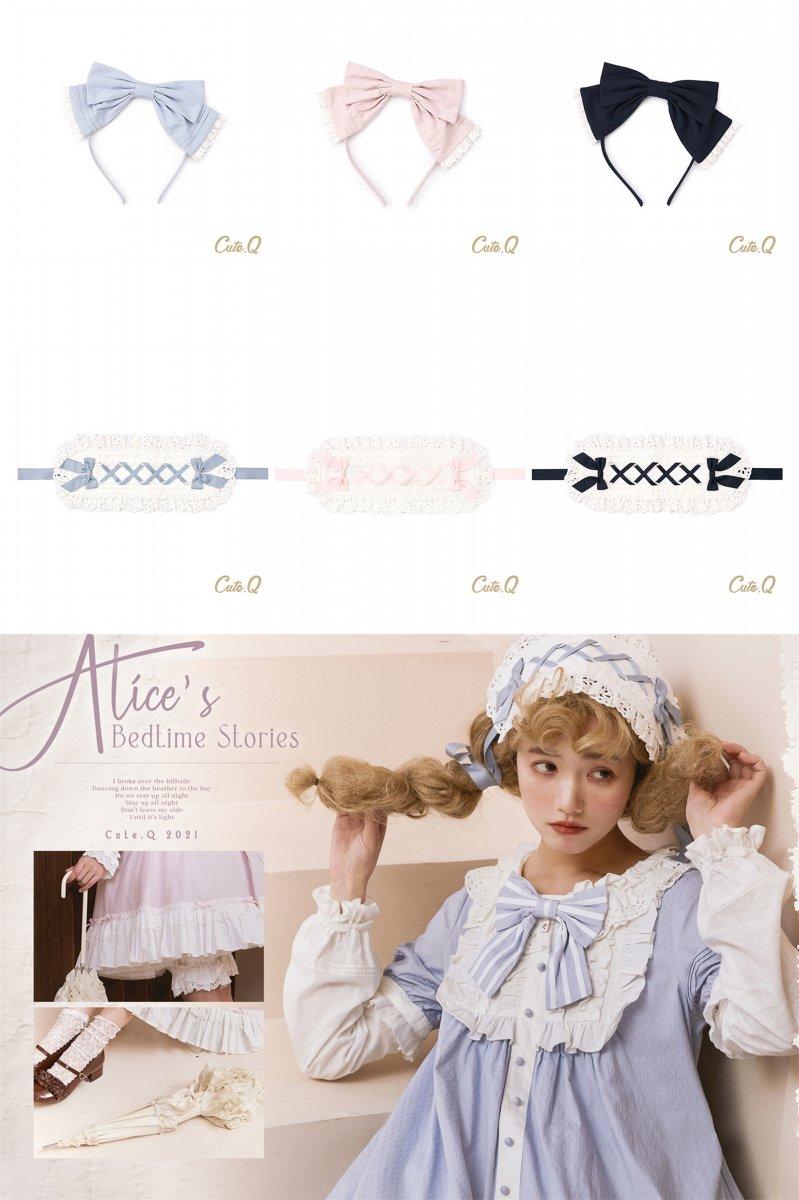 【取り寄せ】Alice's bedtime stories アクセサリー【Cute.Q】
