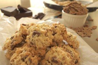 ブランフレークとミルクチョコのクッキー  (5枚入)