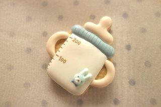 ご出産祝い(哺乳瓶:青)