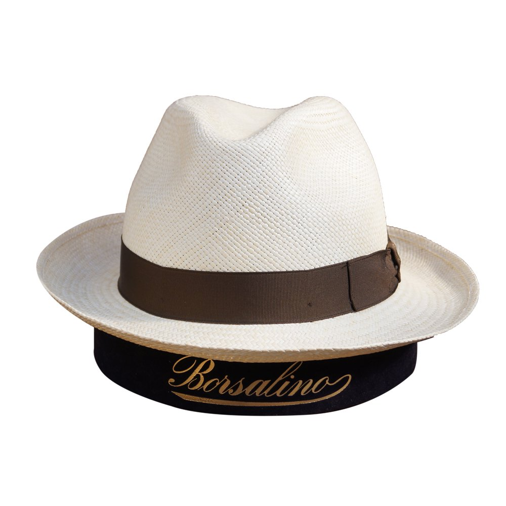 Borsalino(ボルサリーノ) パナマ キートミドルブリム 詳細画像4