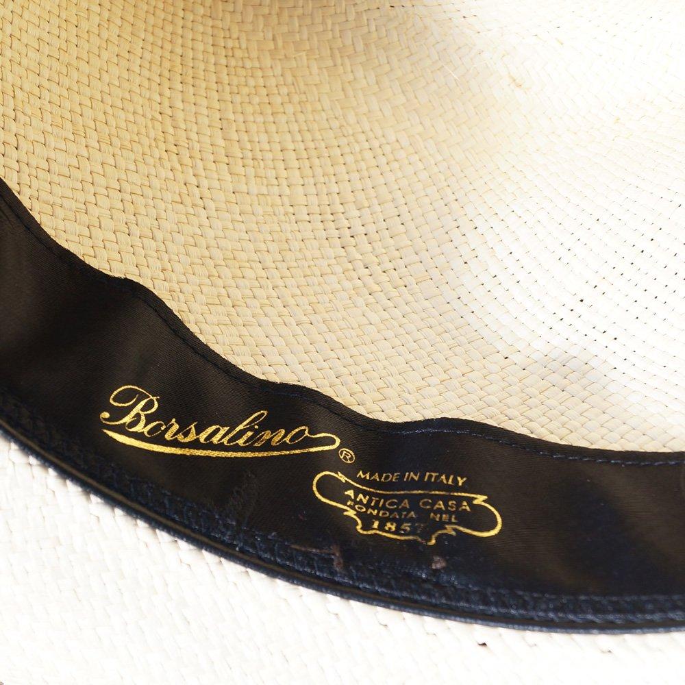 Borsalino(ボルサリーノ) パナマ キートミドルブリム 詳細画像7