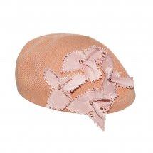 Chocolatier(ショコラティエ) applique flower beret