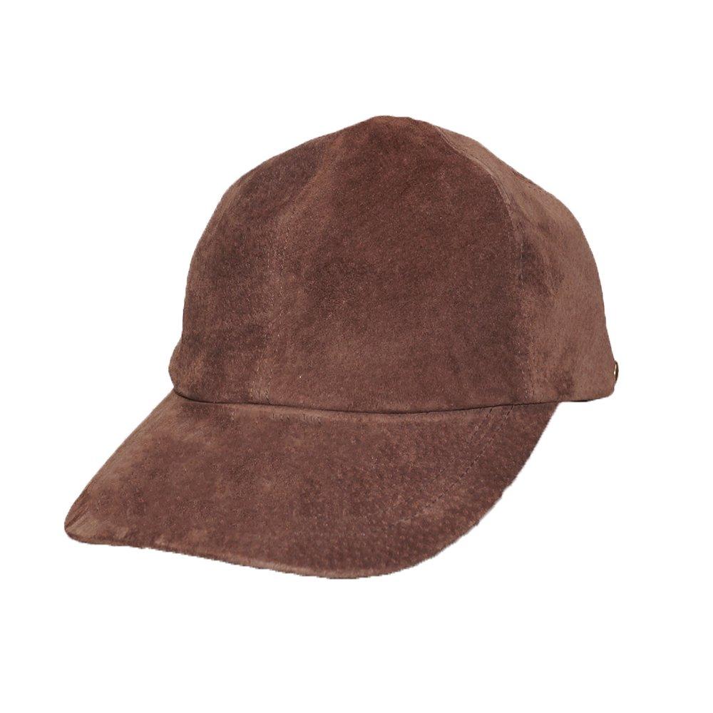 【鎌倉帽子屋】 スエードキャップ