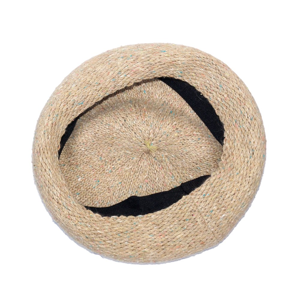 【tuduri】 ツヅリ Basket beret かごのベレー 詳細画像7
