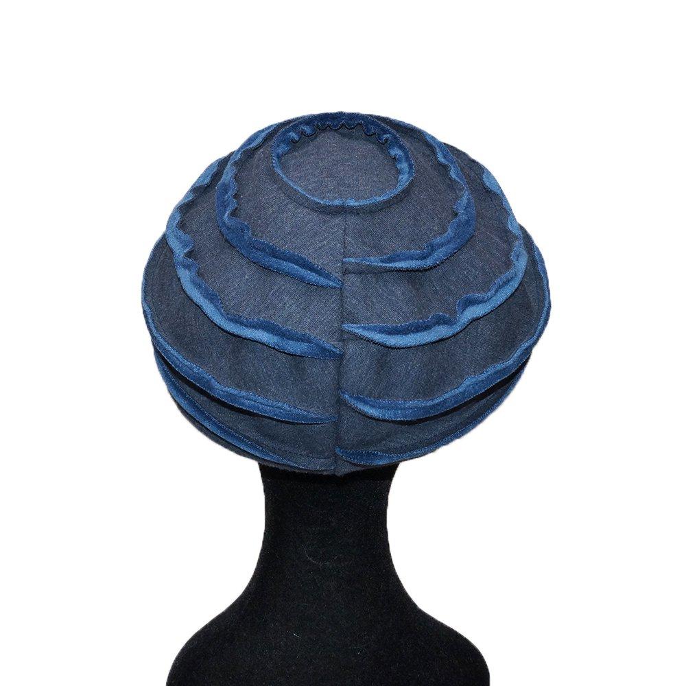 【tuduri】  ツヅリ Melon casquette メロンのキャスケット 詳細画像9