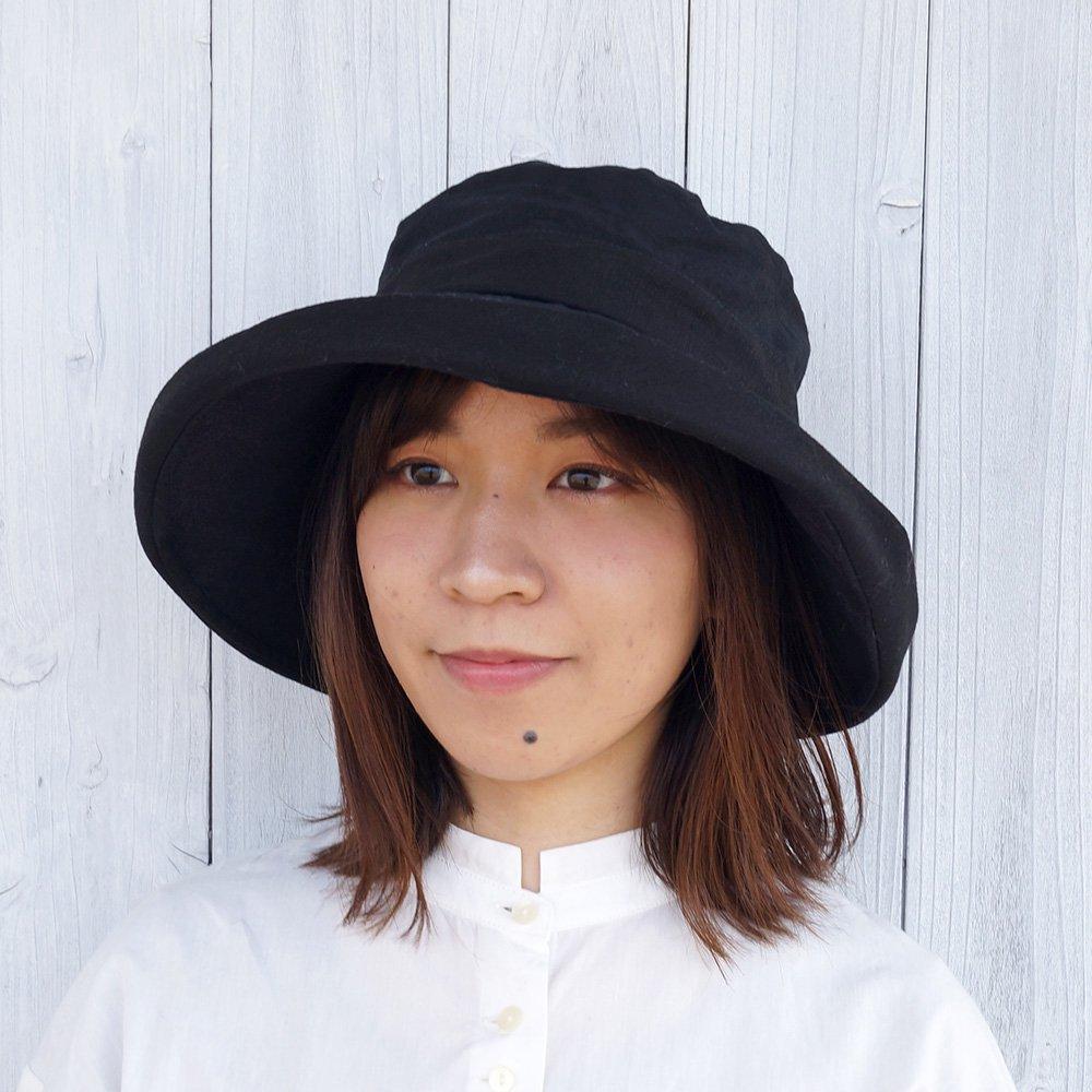 【鎌倉帽子屋】 リネンセーラーハット 詳細画像3