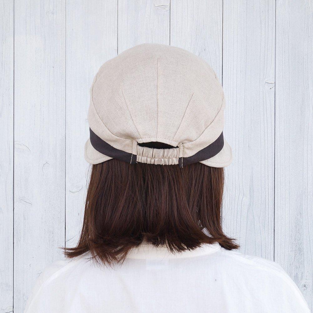 【鎌倉帽子屋】 リネンジョッキー 詳細画像3