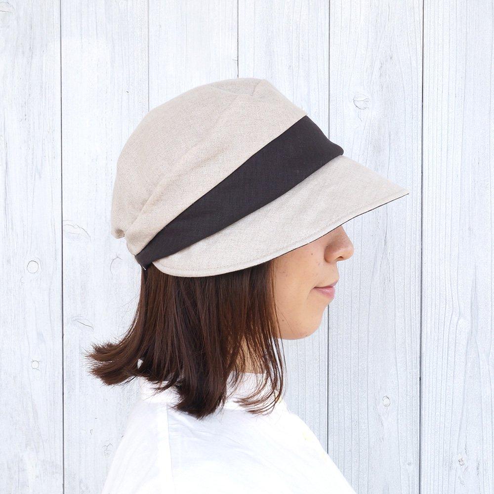 【鎌倉帽子屋】 リネンジョッキー 詳細画像4