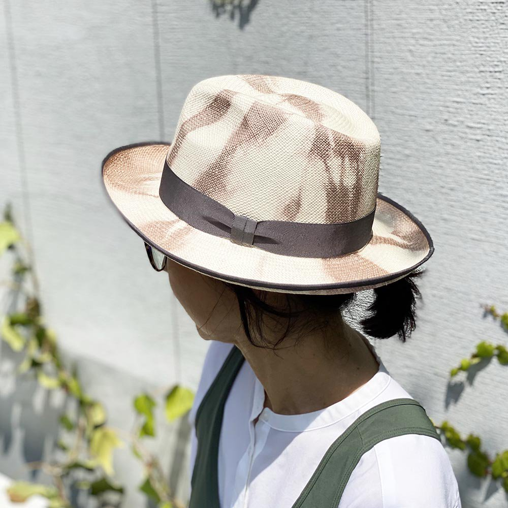 RETTER(レッター)Dyed panama 2021 詳細画像6