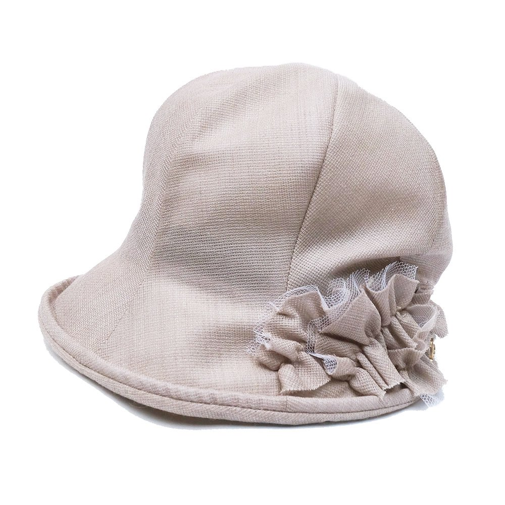 elite chapeau(エリートシャポー) チュールバケッタム 詳細画像2