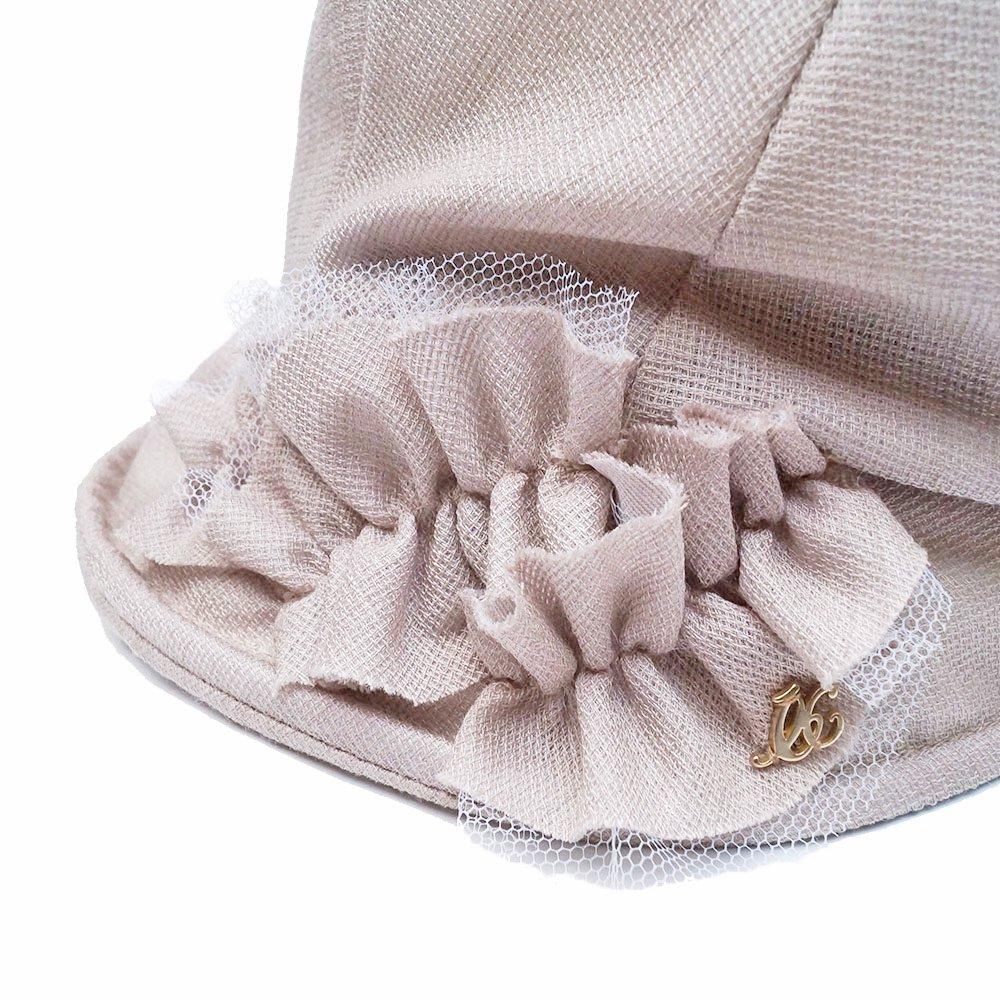 elite chapeau(エリートシャポー) チュールバケッタム 詳細画像8
