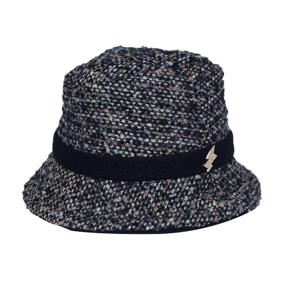 e-zoo(イーズー秋冬物) tweed handsome hat 詳細画像