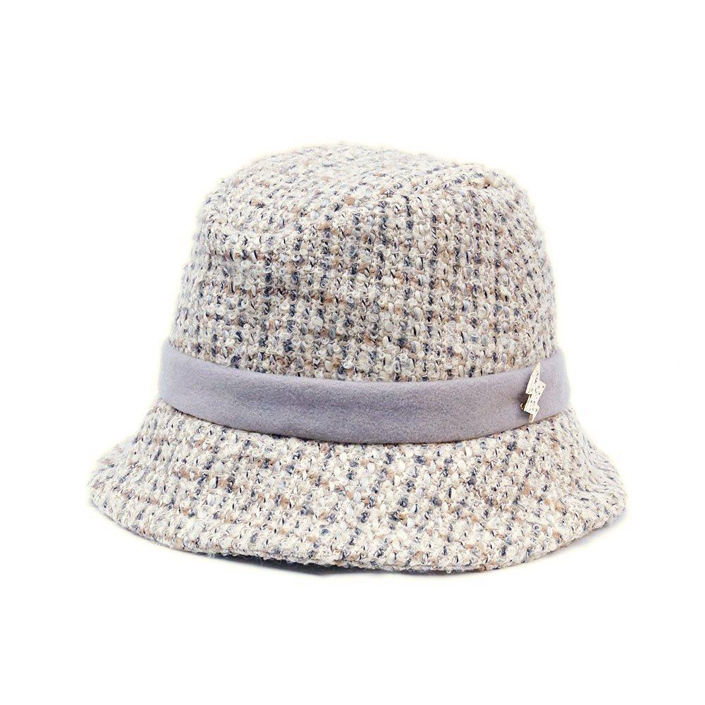 e-zoo(イーズー秋冬物) tweed handsome hat 詳細画像1