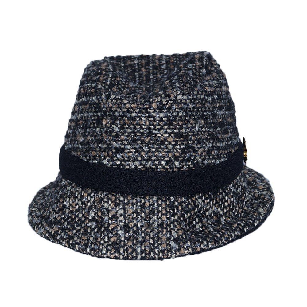 e-zoo(イーズー秋冬物) tweed handsome hat 詳細画像2