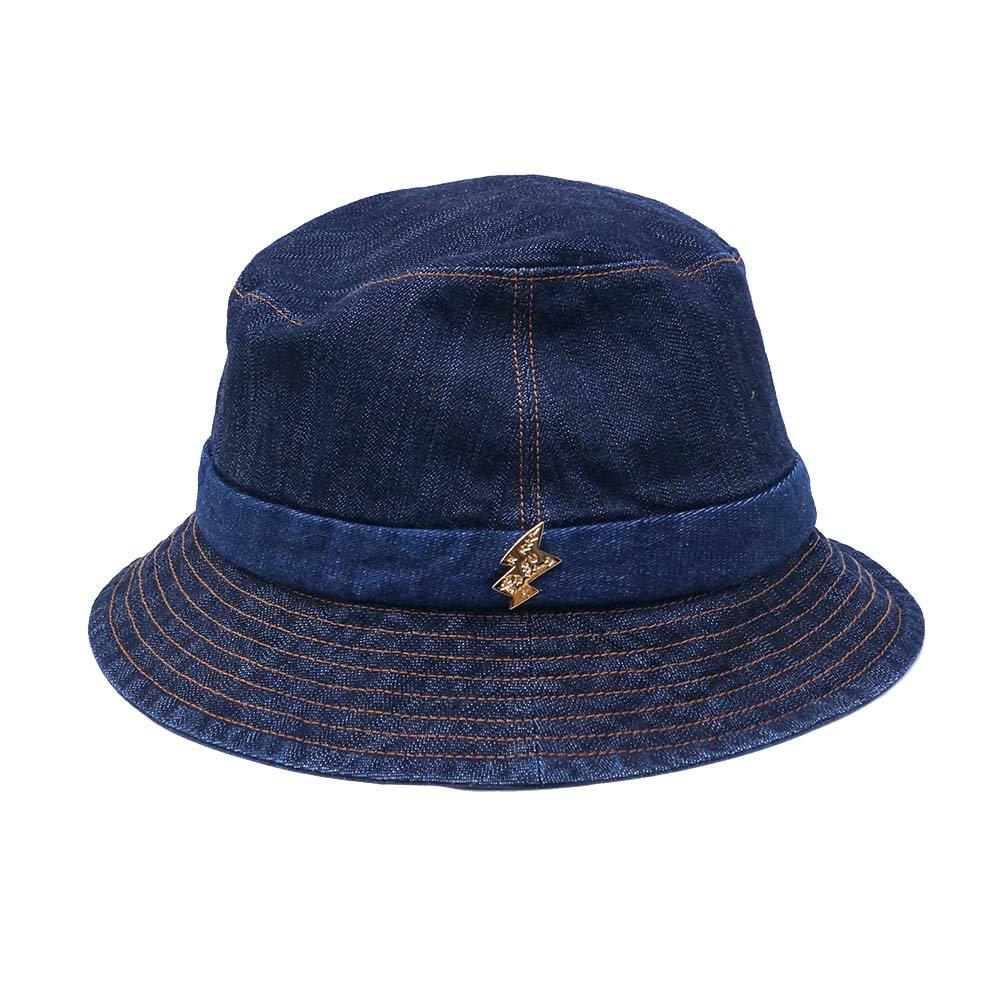 e-zoo(イーズー秋冬物) indigo handsome hat 詳細画像1