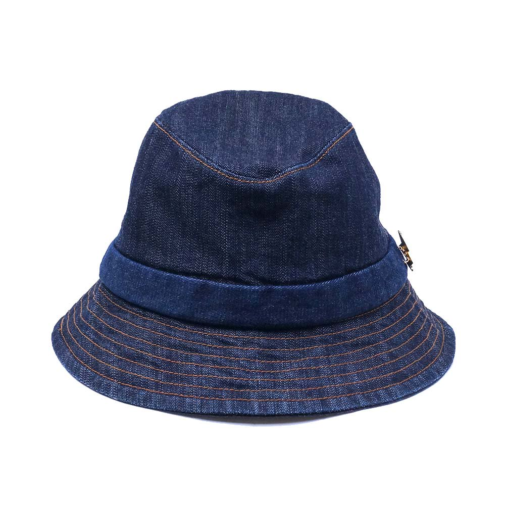 e-zoo(イーズー秋冬物) indigo handsome hat 詳細画像2