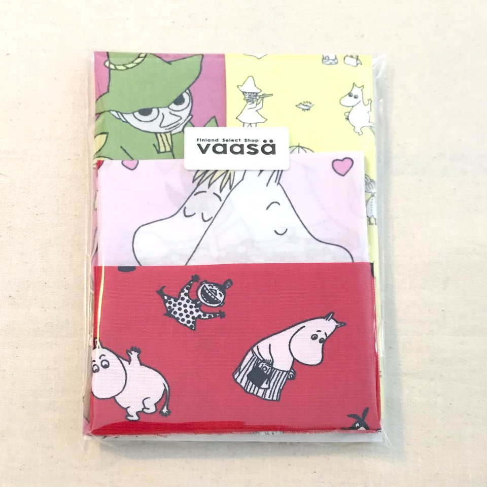 <img class='new_mark_img1' src='https://img.shop-pro.jp/img/new/icons15.gif' style='border:none;display:inline;margin:0px;padding:0px;width:auto;' />moomin fabric set