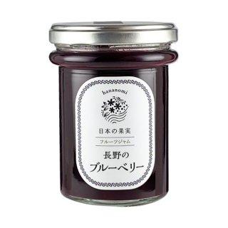 日本の果実 フルーツジャム  - ブルーベリー