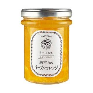 日本の果実 フルーツジャム  - ネーブルオレンジ