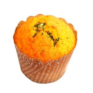 手造りマフィン/単品/季節限定/にんじん&クリームチーズ