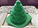 【シリコンモールド】3Dまんまるツリー