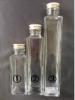 ガラスボトル四角柱150ml 5本セット