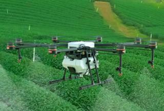 農薬散布ドローン DJI AGRAS MG-1 認定証取得講習