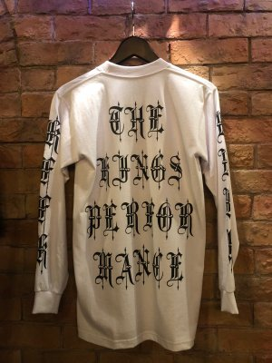 kings originals KFFK 16th LONG TEE