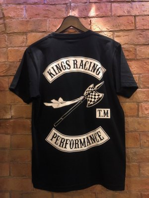 kings originals KINGS RACING TEAM TEE