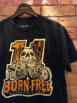 BORN-FREE 2019TEE