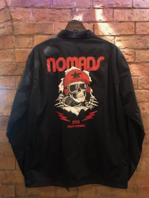 "PAWN NOMADS  """"NOMADS RIPPER COACH JACKET"""""