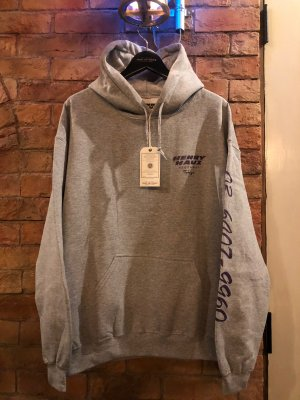 "ROUGH AND RUGGED  """"HH LOGO HOODIE"""""