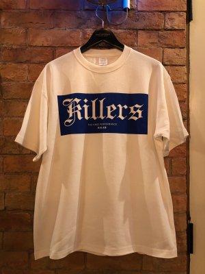 "KINGS ORIGINALS  """"KILLERS #取扱注意 TEE""""  限定カラー"
