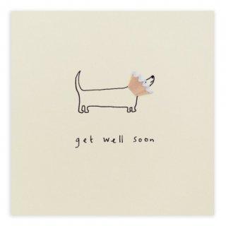 GET WELL DOG CONE/RUTH JACKSON(ゲット・ウェル・ドッグ・コーン/ルース・ジャクソン)