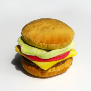 <img class='new_mark_img1' src='https://img.shop-pro.jp/img/new/icons57.gif' style='border:none;display:inline;margin:0px;padding:0px;width:auto;' />BARCKY BURGER TOY / P.L.A.Y(バーキー・バーガー・トイ / P.L.A.Y)