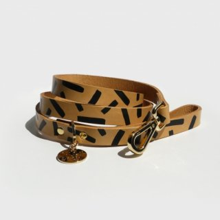 <img class='new_mark_img1' src='https://img.shop-pro.jp/img/new/icons57.gif' style='border:none;display:inline;margin:0px;padding:0px;width:auto;' />TIGGY LEATHER LEASH / NICE DIGS(ティギー・レザー・リーシュ/ナイス・ディグス)