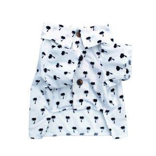 LONG BEACH BBQ SHIRTS / dog threads(ロングビーチBBQシャツ/ ドッグ・スレッズ)