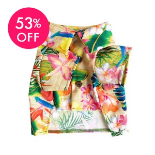 <img class='new_mark_img1' src='https://img.shop-pro.jp/img/new/icons20.gif' style='border:none;display:inline;margin:0px;padding:0px;width:auto;' />TROPICAL BBQ SHIRTS / dog threads(トロピカルBBQシャツ/ ドッグ・スレッズ)