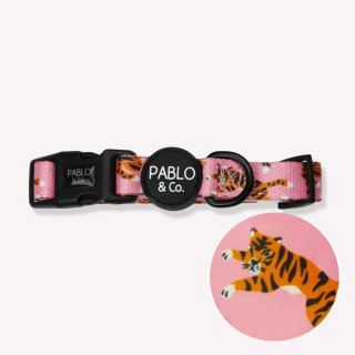 PINK TIGER COLLAR / PABLO & CO.(ピンクタイガー・カラー / パブロ&コー)