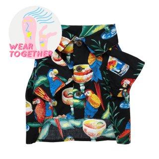 TROPICANA BBQ SHIRTS / dog threads(トロピカーナBBQシャツ/ ドッグ・スレッズ)