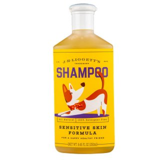 DOG SHAMPOO FOR SENSITIVE SKIN - LIQUID / J.R. LIGGETT'S