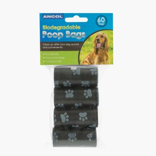 POOP BAG ROLLS / ANCOL(詰替用プープバッグロールズ / アンコル)