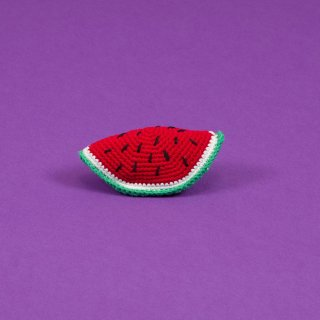 <img class='new_mark_img1' src='https://img.shop-pro.jp/img/new/icons5.gif' style='border:none;display:inline;margin:0px;padding:0px;width:auto;' />CROCHET WATERMELON / WARE OF THE DOG(クローシェ・ウォーターメロン / ウェアオブザドッグ)