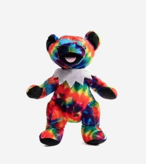 Grateful Dead® Tie Dye Dancing Bear / Fabdog