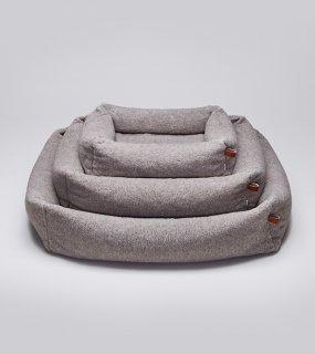 DOG BED SLEEPY DELUXE TEDDY / CLOUD7(ドッグベッドスリーピーデラックス・テディ / クラウドセブン)