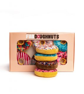 <img class='new_mark_img1' src='https://img.shop-pro.jp/img/new/icons5.gif' style='border:none;display:inline;margin:0px;padding:0px;width:auto;' />BOX OF DOUGHNUTS / Fabdog